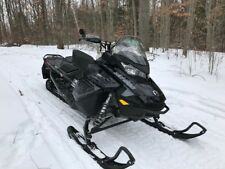 "New Skidoo Bombardier Renegade 850 E-tec Snowmobile ES 137"" 2 Year Warranty"