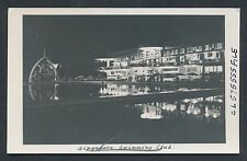 1940 Singapore Swimming Club (Nightlife) Real Photo Postcard