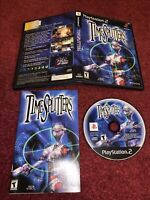 TimeSplitters Sony PlayStation 2 CIB COMPLETE & TESTED! VRY GOOD COND!*READ PLZ*