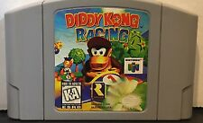 Diddy Kong Racing Nintendo 64 N64 Game Cartridge Cleaned Tested Excellent