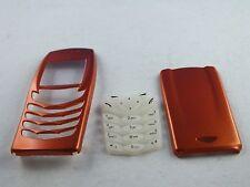 Front Back Cover Tastatur Nokia 6100 Gehäuse Schale Handyschale Bronze Facade