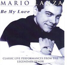 MARIO LANZA - BE MY LOVE - CD ALBUM 18 Titres
