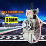 30MM PWK Vergaser Ersatz m. Power Jet Für Koso KR150 OKO rad Roller  T K