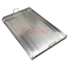"36"" x 22"" Stainless Steel Comal Griddle Flat Top Grill for Triple Burner Stove"