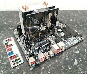 i5-2500K @3.70GHz 8GB Kingston DDR3 Gigabyte GA-Z68X-B3 CPU Combo Works ED2809