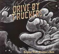 Drive-By Truckers - Brighter Than Creation's Dark (NEW 2 VINYL LP)