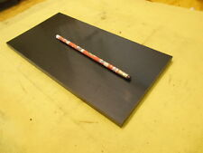 "BLACK CE PHENOLIC FLAT STOCK machinable sheet plate micarta .410"" x 6"" x 12"""