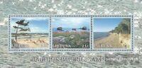 Litauen Block23 (kompl.Ausg.) postfrisch 2001 Ostseeküste