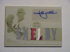 2014 TTT Shelby Miller Atlanta Braves Cardinals $ COLOR Relic Auto 1/1