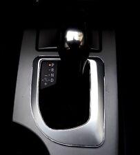SCHALTKONSOLE ABDECKUNG  CHROM  ALU  BMW E60