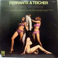 FERRANTE & TEICHER getting together LP VG+ UAS 5501 Stereo USA 1970 Record