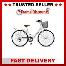 Cruiser Bar Steel Frame Bicycles with Mudguards