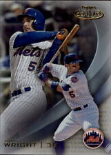 2016 (New York Mets) Topps Gold Label Class 1 #27 David Wright