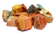 1lb Bulk Lot Rough Desert Jasper Raw Natural Stone Zentron Crystals