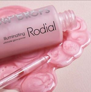 Rodial SOFT FOCUS GLOW DROPS Illuminating Ultimate Glow Primer 1 oz - NEW in Box