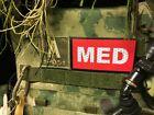 Patch Klett - Medic  - 9cm x 5cm - Klett Aufnäher