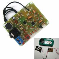 DIY Kits 88-108MHz FM Transmitter Frequency Modulation Wireless Microphone 3-6V