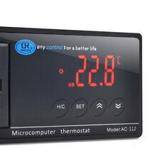 110V Temperature Controller Can Adjust Temperature Difference Used for Aquarium