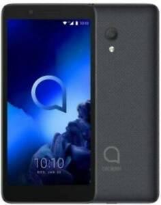 """Alcatel Alcatel 1C 2019 5003D 1+8GB 5"""" Volcano Black DS ITA Smartphone"""