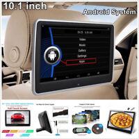 "10.1"" HD Touch Headrest Monitor Car Headrest Audio Video Multimedia DVD Player"