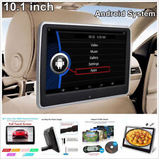 """10.1"""" Hd Touch Headrest Monitor Car Headrest Audio Video Multimedia Dvd Player(Fits: Ford Aspire)"""