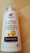 Neutrogena Nourishing Body Lotion With Nordic Berry  250ml