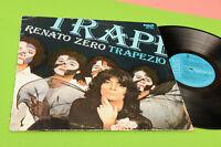 RENATO ZERO LP TRAPEZIO ORIGINALE 1986 EX !!!!!!!!!!!!!!!!!!!!!