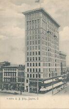 DAYTON OH – U. B. Building – udb (pre 1908)