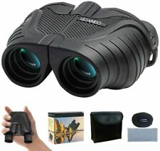 Day/Night 10x25 Military Zoom Powerful Binoculars Optics Hunting Camping+Case Us