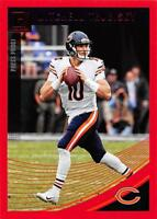 2018 Donruss Press Proof Red Football Cards Pick From List 1-200