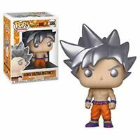 Funko Pop! Goku ( Ultra Instinct) #386 Dragon Ball Super Limited Exclusive Rare