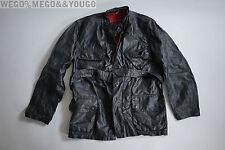 Barbour Neander International Men's Wax Motorcycle Jacket size Medium 1001747