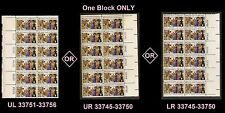 US 1468 100th Anniversary of Mail Order 8c plate block 12 MNH 1972