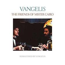 Jon And Vangelis - The Friends Of Mister Cairo - Remastered (NEW CD)