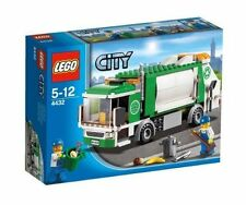 NEW LEGO City 4432: Garbage Truck new retired LEGO 4432