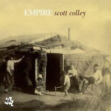 Empire by Scott Colley CD Jazz NEW FACTORY SEALED FREE SHIPPING