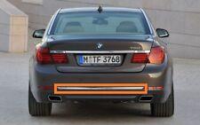 New Genuine BMW 7 Series F01 F02 F03 LCI Rear Bumper Chrome Strip 7301239 OEM