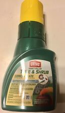 Ortho Tree And Shrub Insect Killer Concentrate Insecticide 16 Oz Bottle