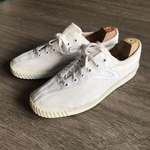 Tretorn Nylite Cream Men's Sneaker US10