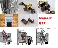 For Subaru Legacy Outback Door Stopper Limiter Retainer Repair KIT 1990-2017 SET