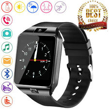 Unlocked Business Bluetooth Smart Watch Phone Call Text for Android Samsung OPPO