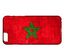 Coque iPhone 6 Plus & 6S Plus Drapeau MAROC 01