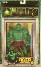 Hulk Movie 2003 - Rapid Punch Hulk with Spinning Missile Targets Toybiz (MOC)