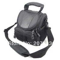 Shoulder camera case bag for Sony NEX-6 NEX-5C/5N NEX-5R/5 NEX-7 RX1 A6000 A7
