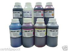Refill Dye ink kit for Epson Stylus Photo 87 T087020 R1900 8X250ml/8s