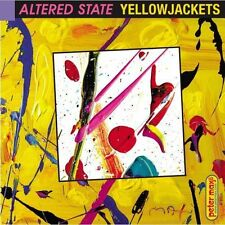 YELLOWJACKETS - ALTERED STATE - CD NEW