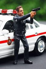 24034, agente di polizia IV, 1:24, American Diorama NUOVO, NUOVO 2016 NUOVO, NUOVO