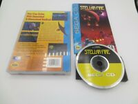 Stellar-Fire (Sega CD, 1993)  Complete in Box - CIB