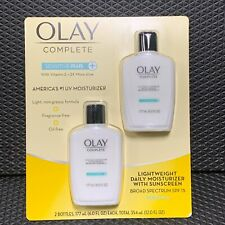 Olay Complete Sensitive Plus With Vitamin Each 6.0 Oz - 2 Pack