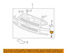 GM OEM Exterior-Rocker Molding Clip 25724529